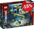 LEGO 71750 Lloyd's Hydro Mech, slechts: € 16,99