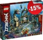 LEGO 71755 Tempel van de Eindeloze Zee, slechts: € 93,49