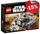LEGO 75166 First Order Transport Speeder Battle Pack, slechts: € 15,29