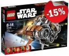 LEGO 75178 Jakku Quadjumper, slechts: € 59,49