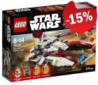 LEGO 75182 Republic Fighter Tank, slechts: ¬ 29,74