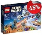 LEGO 75184 Advent Calendar 2017 Star Wars, slechts: € 29,74