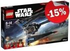 LEGO 75185 Tracker I, slechts: € 67,99