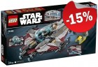 LEGO 75186 De Arrowhead, slechts: € 84,99