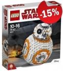 LEGO 75187 BB-8, slechts: € 93,49
