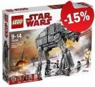 LEGO 75189 First Order Heavy Assault Walker, slechts: € 127,49
