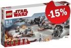 LEGO 75202 Verdediging van Crait, slechts: € 76,49