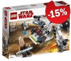 LEGO 75206 Jedi en Clone Troopers Battle Pack, slechts: € 15,29