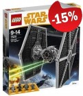 LEGO 75211 Imperial TIE Fighter, slechts: € 67,99