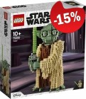 LEGO 75255 Yoda, slechts: € 84,99