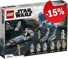 LEGO 75280 501st Legion Clone Troopers, slechts: € 25,49