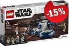 LEGO 75283 Armored Assault Tank, slechts: € 33,99