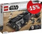 LEGO 75284 Knights of Ren Transportschip, slechts: € 59,49