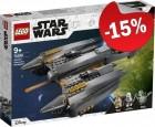LEGO 75286 General Grievous' Starfighter, slechts: € 67,99