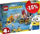 LEGO 75546 Minions in Gru's Lab, slechts: € 16,99
