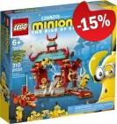 LEGO 75550 Minions Kungfugevecht, slechts: € 33,99
