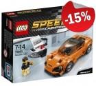 LEGO 75880 McLaren 720S, slechts: € 15,29