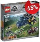LEGO 75928 Blue's Helikopter Achtervolging, slechts: € 46,74