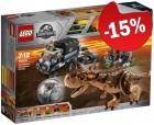 LEGO 75929 Carnotaurus Gyrosphere Escape, slechts: € 76,49