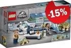 LEGO 75939 Dr Wu's laboratorium: Ontsnapping van de Babydinosaur, slechts: € 16,99