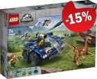 LEGO 75940 Ontsnapping van Gallimimus en Pteranodon, slechts: € 55,24