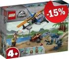 LEGO 75942 Velociraptor Tweedekker Reddingsmissie, slechts: € 25,49