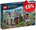 LEGO 75947 Hagrids Huisje Scheurbeks Ontsnapping, slechts: € 55,24