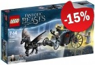 LEGO 75951 Grindelwald's Ontsnapping, slechts: € 25,49