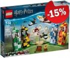 LEGO 75956 Zwerkbal Wedstrijd, slechts: € 38,24