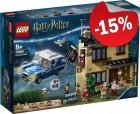 LEGO 75968 Ligusterlaan 4, slechts: € 63,74