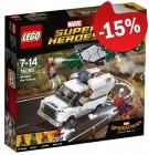 LEGO 76083 Pas op voor Vulture, slechts: € 38,24