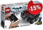 LEGO 76112 App-Gestuurde Batmobile, slechts: € 93,49