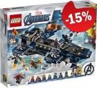 LEGO 76153 Avengers Helicarrier, slechts: € 110,49
