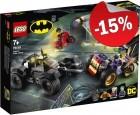 LEGO 76159 Joker's Trike Achtervolging, slechts: € 46,74