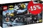 LEGO 76160 Mobiele Batbasis, slechts: € 84,99
