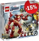 LEGO 76164 Iron Man Hulkbuster versus A.I.M. Agent, slechts: € 38,24