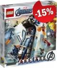 LEGO 76166 Avengers Torengevecht, slechts: € 80,74