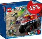 LEGO 76174 Spider-Man's Monstertruck VS Mysterio, slechts: € 46,74