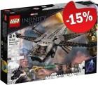 LEGO 76186 Black Panther Dragon Flyer, slechts: € 16,99