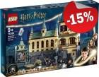 LEGO 76389 Zweinstein Geheime Kamer, slechts: € 127,49