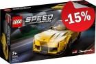 LEGO 76901 Toyota GR Supra, slechts: € 16,99