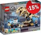 LEGO 76940 Tentoonstelling Dinosaurusfossiel T-Rex, slechts: € 25,49