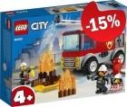 LEGO 60280 Ladderwagen, slechts: € 16,99