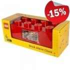 LEGO Digitale Wekker ROOD, slechts: € 29,74