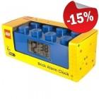 LEGO Digitale Wekker BLAUW, slechts: € 29,74