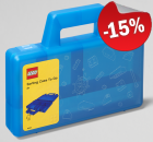 LEGO Sorting Case To Go BLAUW, slechts: € 5,94