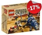 LEGO 7305 Aanval van de Scarabee