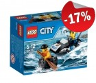 LEGO 60126 Band ontsnapping, slechts: ¬ 4,99