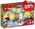 DUPLO 10827 Mickey & Friends Strandhuis, slechts: € 27,99