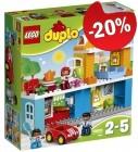 DUPLO 10835 Familiehuis, slechts: € 31,99